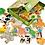Thumbnail: Jogo Magnético - Animais da Quinta - Djeco