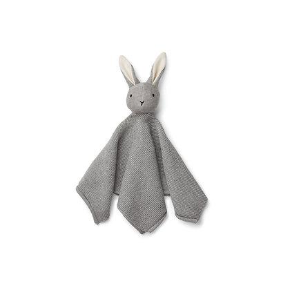 Naninha Liewood - Milo Knit -Rabbit grey melange