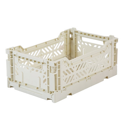 Caixa de Arrumação Mini - Eef Lilemor - Cinza Claro