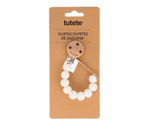 Clipe porta-chucha - Tutete – Pure Cotton