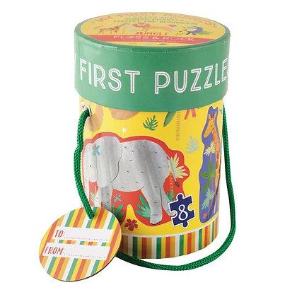 Set 4 Puzzles - Selva