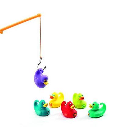 Jogo de Pesca Patos - Djeco