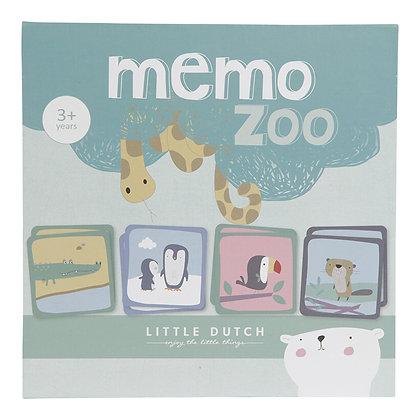 Jogo Memo - Zoo