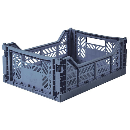 Caixa de Arrumação Média - Eef Lilemor - Azul Cobalto