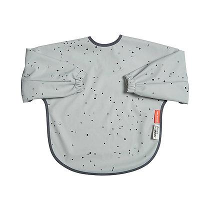 Babete manga +18m - Dreamy dots Grey
