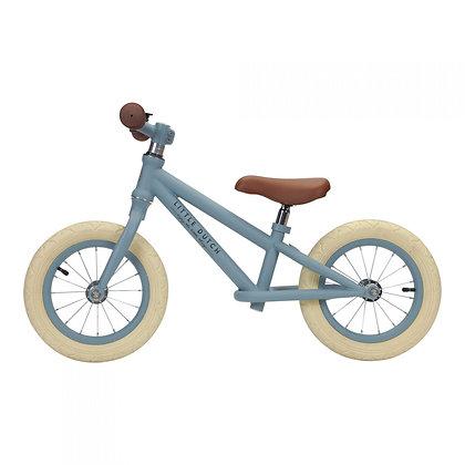 Bicicleta de Equilíbrio – Azul Mate - lIittle Dutch