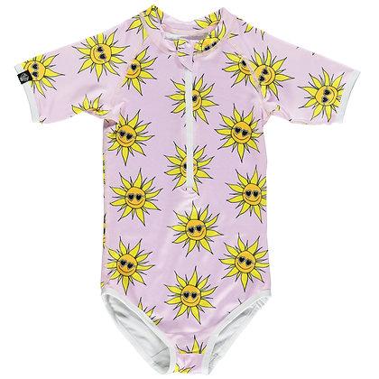 Sunny Flower Suit - Fato de Banho