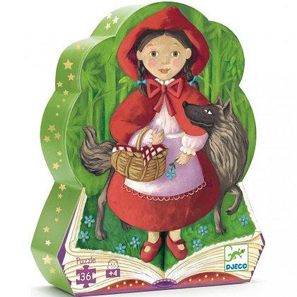 Puzzle Capuchinho Vermelho - Djeco