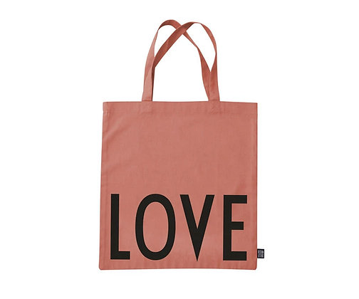Bolsa Love Rosa - Tutete