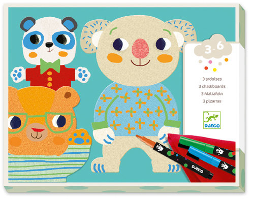 Jogo de colorir - Ursinhos