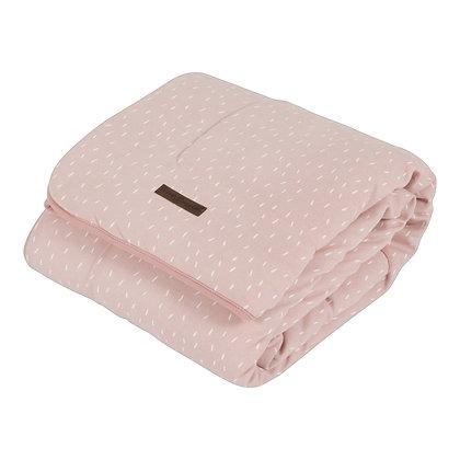 Edredão de Berço – Pink Sprinkles -Little Dutch