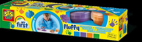 A Minha Primeira Pintura de Mãos - FLUFFY
