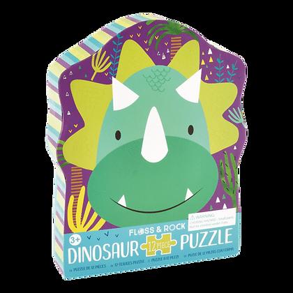 Puzzle Dinossauro - 12PCS