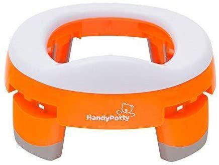 Bacio portátil Handy Potty - Nikidom