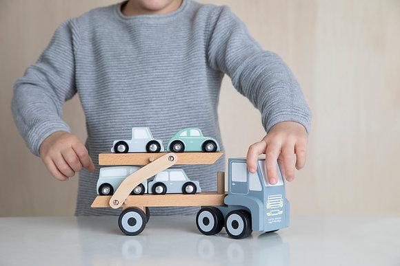 Camião Reboque -Little Dutch