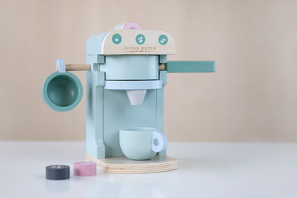 Máquina de café - Little Dutch