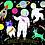 Thumbnail: Puzzle Espaço 20PCS