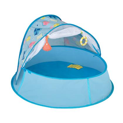 Aquani Anti-UV: Playground, cama extra, piscina