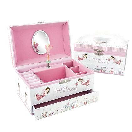 Caixa de Jóias Musical - Fairy Blossom - Floss&Rock