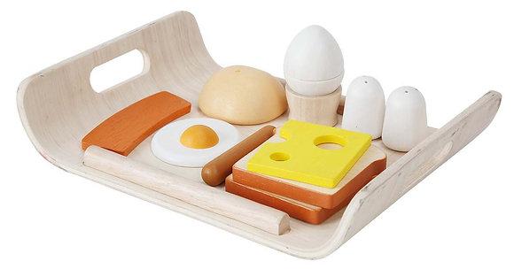 Menu pequeno-almoço - Plan Toys
