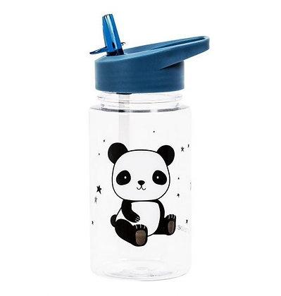 Garrafa com palhinha - Panda
