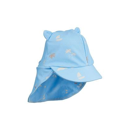 Chapéu de Sol - Senia - Azul Céu - Liewood
