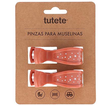 Pinças para Musselinas - Tutete