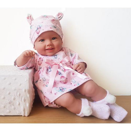 Boneca 45cm - Blanditos Baby - Manolo Dolls