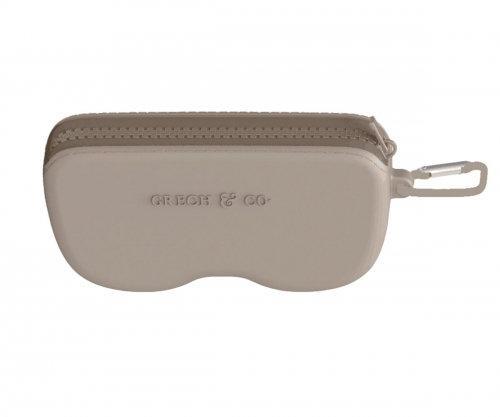 Estojo Silicone Óculos de Sol - Stone - Grech & Co.