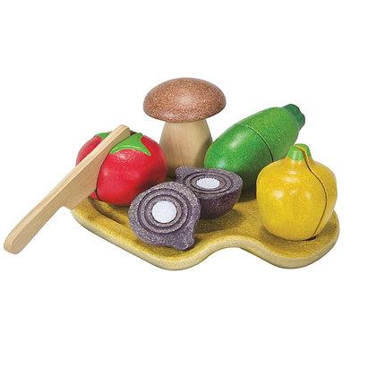 Sortido vegetais