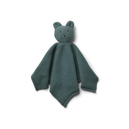 Naninha Milo Knit - Mr bear whale blue - Liewood