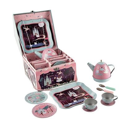 Conjunto de chá Encantado