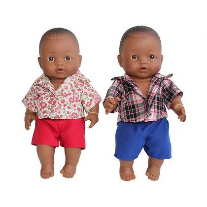 Boneco Obamin - 33Cm - Manolo Dolls