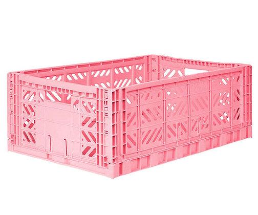 Caixa de Arrumação Grande - Eef Lilemor - Rosa Bebé