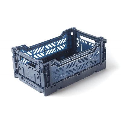 Caixa de Arrumação Mini - Eef Lilemor - Azul Cobalto