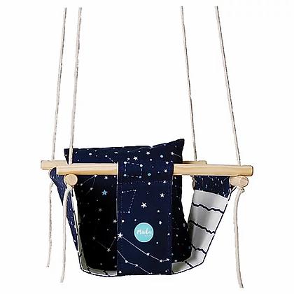 BabySwing - Constelações Azuis