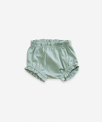 Cueca com cintura elástica