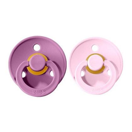 BIBS Lavender/Baby Pink