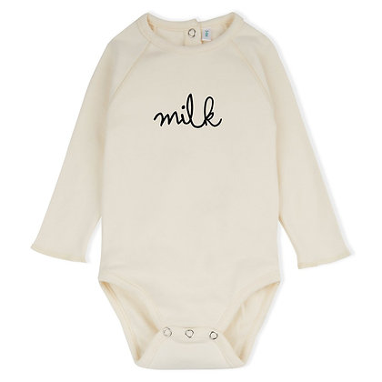 Body Natural Milk - Organic Zoo