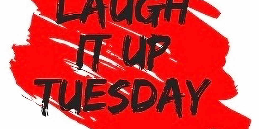 Laugh It Up Tuesday @ Nikkis Bar & Grill