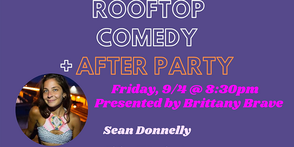 Rooftop Comedy (The Tiny Cupboard)