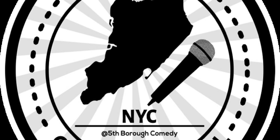 2019 2nd Annual 5th Borough Comedy Festival
