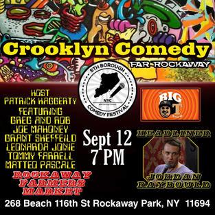Crooklyn Comedy