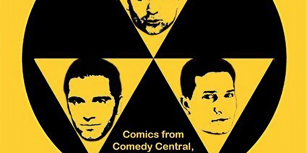 Bomb Shelter Comedy Show