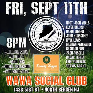 Wawa Social Club