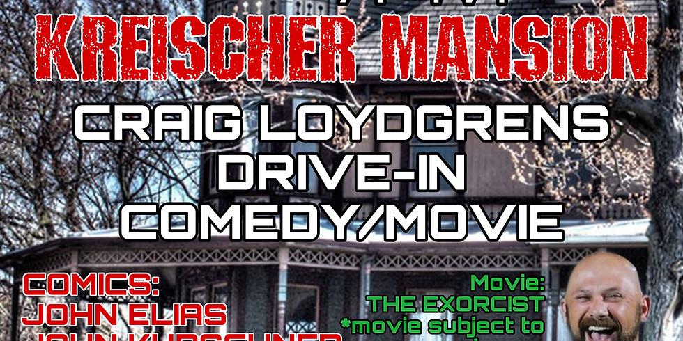 Drive-In @ The Kreischer Mansion