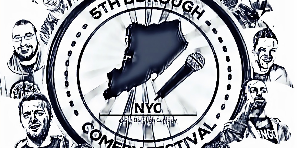 5th Borough Comedy Festival Legends Pub
