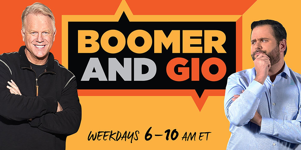 WFAN Boomer and Gio All-Stars