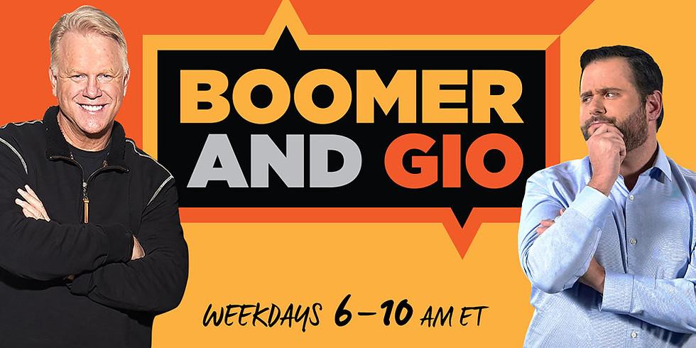 WFAN Boomer & Gio VS. MLB