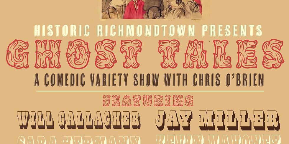 Historic Richmondtown presents Ghost Tales